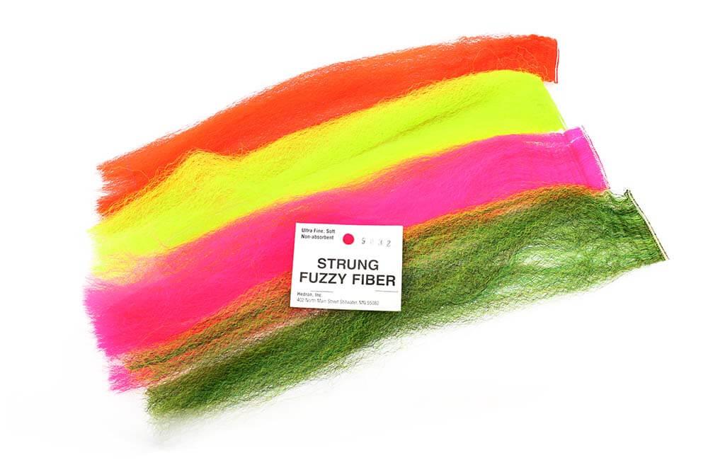 Strung Frizz fiber