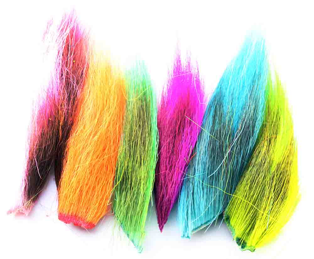 Bucktail Pieces