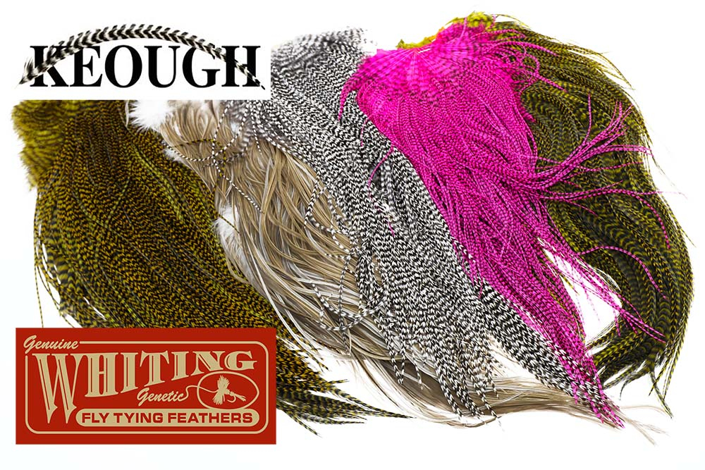 Flatwing/Dry fly saddles