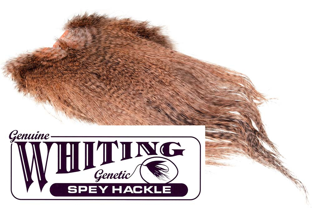 Spey Saddles from Whiting - Superb quality saddles