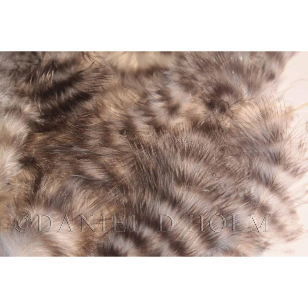 Grizzly marabou - Natural Grizzly