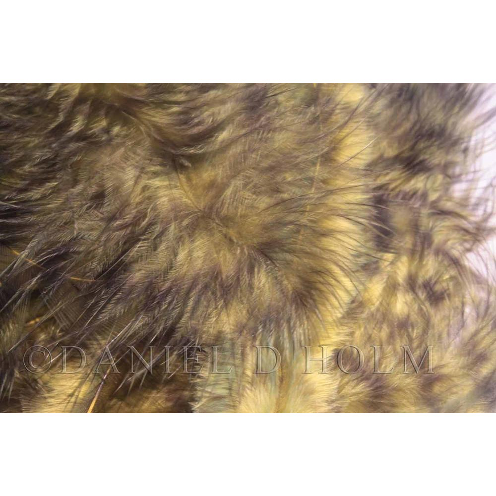 Grizzly marabou - Olive