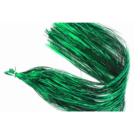 Holografisk Flashabou - Grøn (smal)