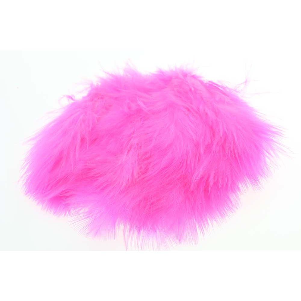 Wolly Bugger Marabou - Pink