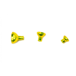 Frodin Fits Tungsten Turbo Tubes - Metallic Yellow