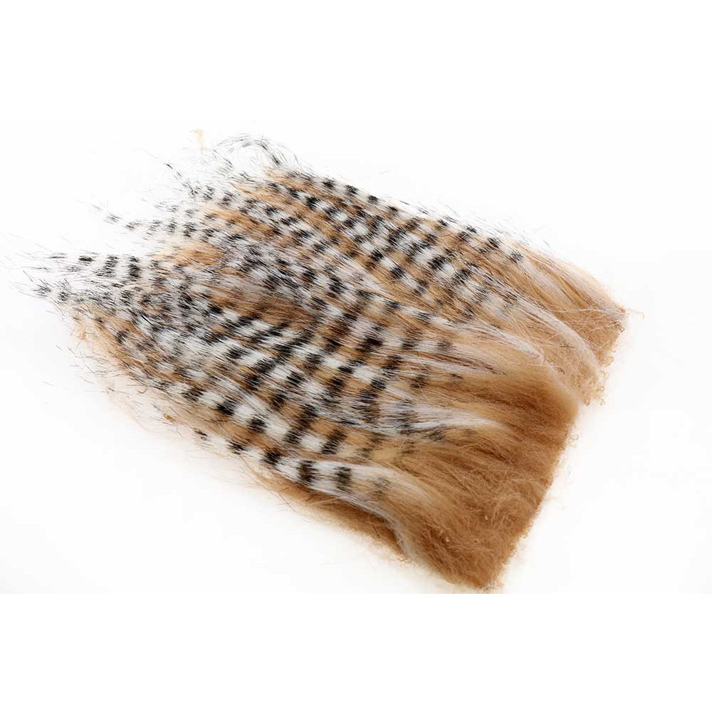 Grizzly Craft Fur Large Barred - Tan