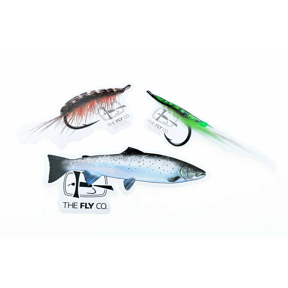 Flyco Sticker Pack - Seatrout