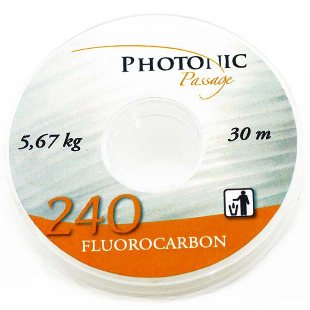 Photonic fluorocarbon forfangsspidser