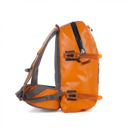Fishpond Thunderhead submersible backpack - Cutthroat Orange