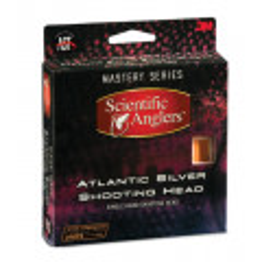Atlantic Silver Single Hand Sh.Head Slow Intermediate #6