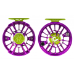Custom Nautilus XL Max Lime/Purple - (#7-9)