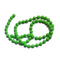 Chainbead Eyes Fl. Green- (M)
