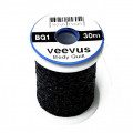 Veevus Body Quill - Sort