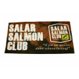Brown Salar Salmon Club Neck Tube