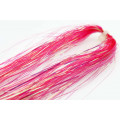 Tinsel Flash Hair - Space Pink