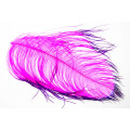 Tip dyed Ostrich Herl - Pink/Purple