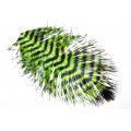 Jailhouse Ostrich Herl - Chartreuse/Black