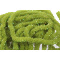 Crystal Antron Chenille - Olive