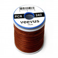 Veevus Power Thread - Brown (140 DN)