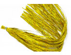 Holographic Flashabou - Hot yellow (thin)