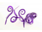 Spiked Rolla tails - Purple