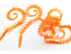 Spiked Rolla tails - Orange