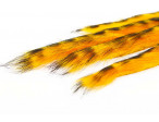 3 mm Rabbit Barred zonkerstrip - Fluo. Orange