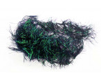 Crystal Tri Lobal C & T Hackle - Black