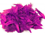 Grizzly Marabou - Purple