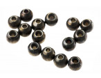 Cyclops Bead Eyes (Goldheads) - Black