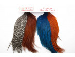 Starter Pack Whiting Coq de leon - Orange/Brown/Grizzly/Kingfisher