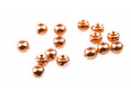 Nymph Head Tungsten beads - Copper