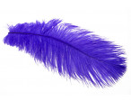 Big Bird Ostrich Herl - Purple