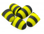 Foam Bee Popper - Yellow