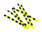 Micro Bee Bodies 8mm - Yellow / Black
