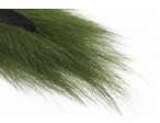 Bucktail Pieces - Oliven Green