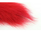 Bucktail Pieces - Fluo. Red