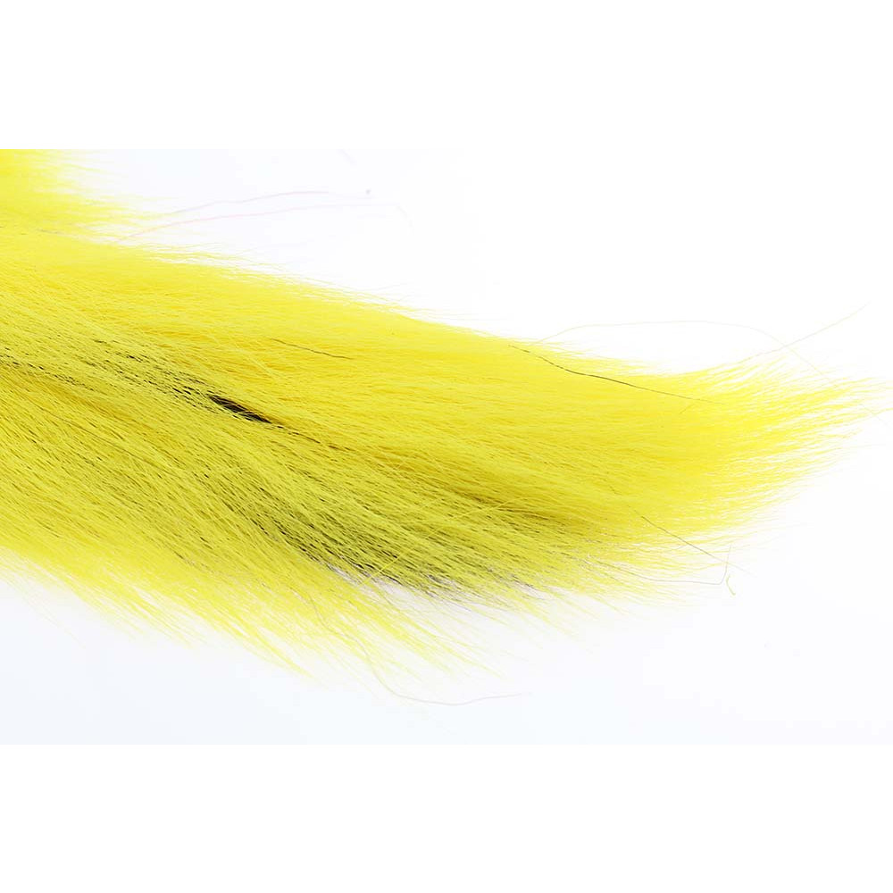 Large Bucktail Yellow (whole)
