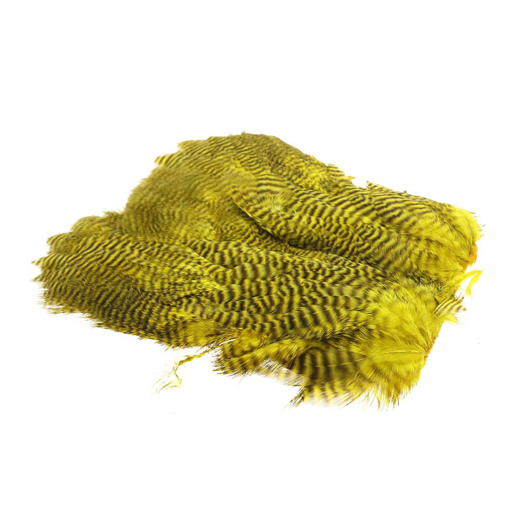 Soft Hen Patch - Grizzly Yellow