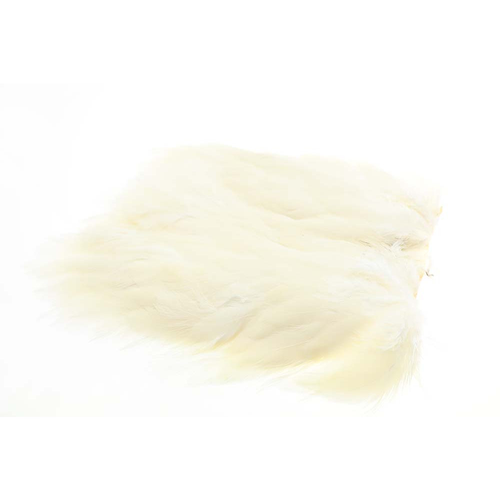 Soft Hen Patch - White