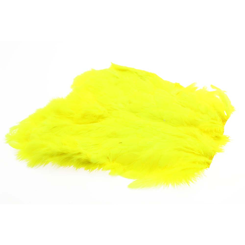 Soft Hen Patch - Electic Yellow