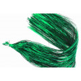 Holografisk Flashabou - Green (thin)