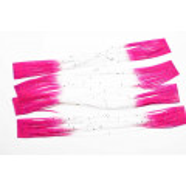 Wiggle legs - Pink/white