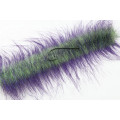 "EP Craftfur Brush 3"" - Purple/Chartreuse"