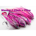 Material kit - Purky pike tube fly