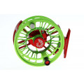 Nautilus XL Max (#7-9) Green/Red