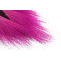 Large Bucktail (Whole tail) - Fluo Charise