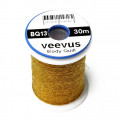 Veevus Body Quill - Golden Brown 13