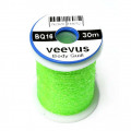 Veevus Body Quill - Fluo. Chartreuse