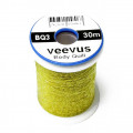 Veevus Body Quill - Lt Olive